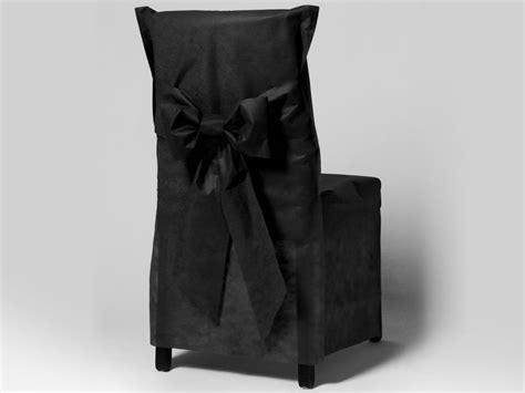 housse de chaise pas cher jetable housse de chaise noir pas cher