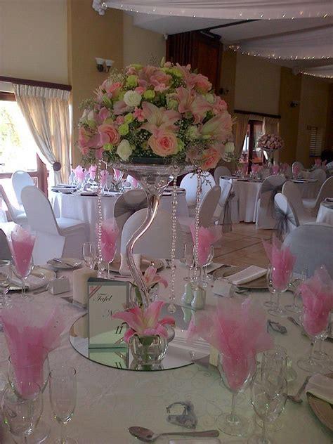 guest tables centerpieces maureen vdm wedding