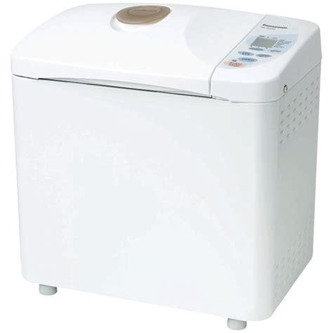 bread machine top panasonic bread machine
