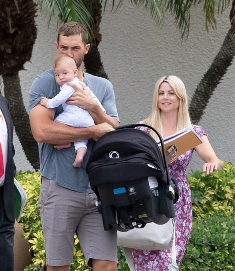 Elin Nordegren's baby daddy's family posts rare and ...
