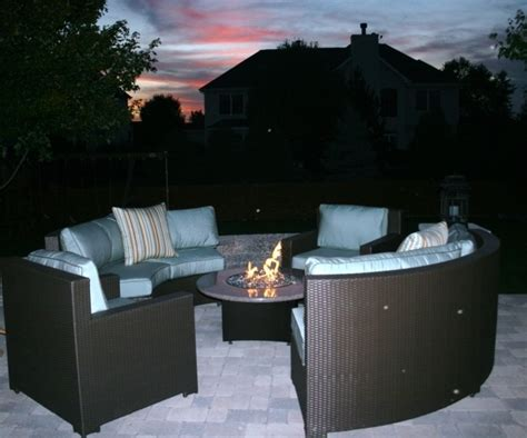 patio pit table gas costco pits pit ideas