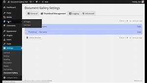 deprecated document gallery wordpress plugin demo 20 With documents wordpress plugin