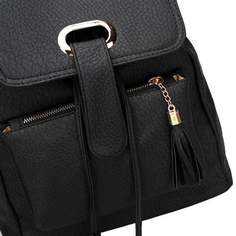 fashion korean bag tas wanita import ransel hitam new arrival lazada indonesia