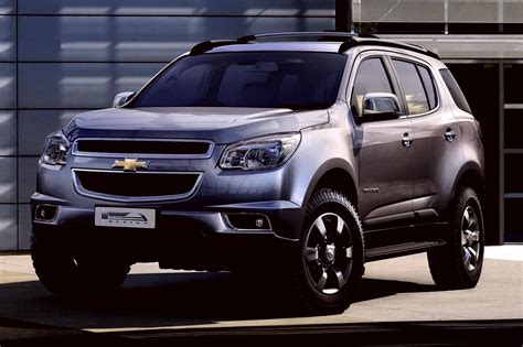 Chevrolet Trailblazer Hd Picture by Hd Cars Wallpapers Chevrolet Trailblazer