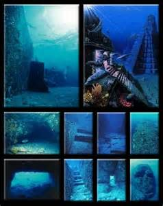 Ancient Underwater Cities Cuba