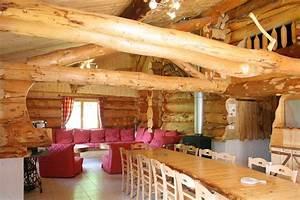 Maison Rondin Bois : fabricant de fustes chalets en rondin maison en bois ~ Melissatoandfro.com Idées de Décoration