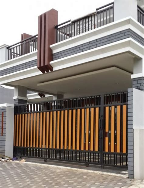 11 Excellent Choices Of Modern Fences Design Decoratoo