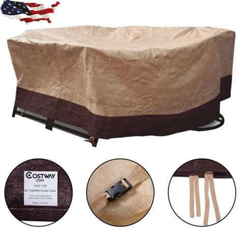 Patio Furniture Covers by 60 Quot Waterproof Outdoor Furniture Cover Protection For