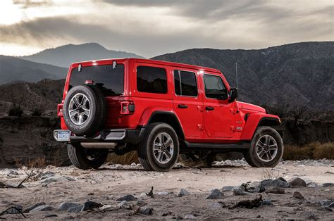 jeep unlimited 2018 2018 jeep wrangler unlimited sahara first test duality