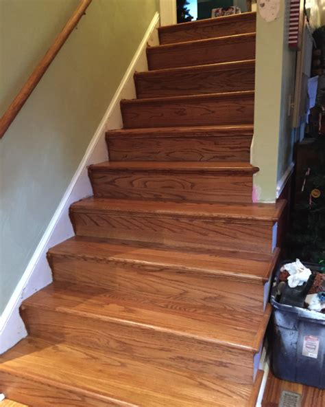 wood stairs installation home floors galore llc