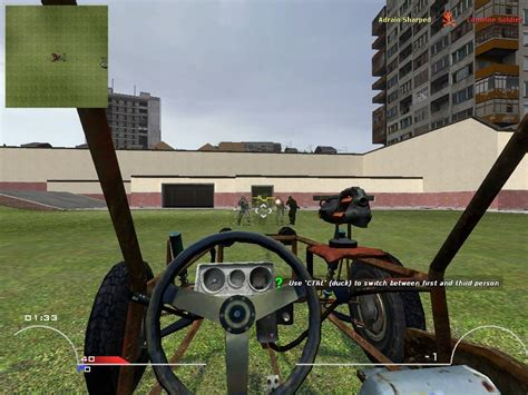 Airboat Gun by Buggy And Airboat With Gun Garry S Mod Skin Mods