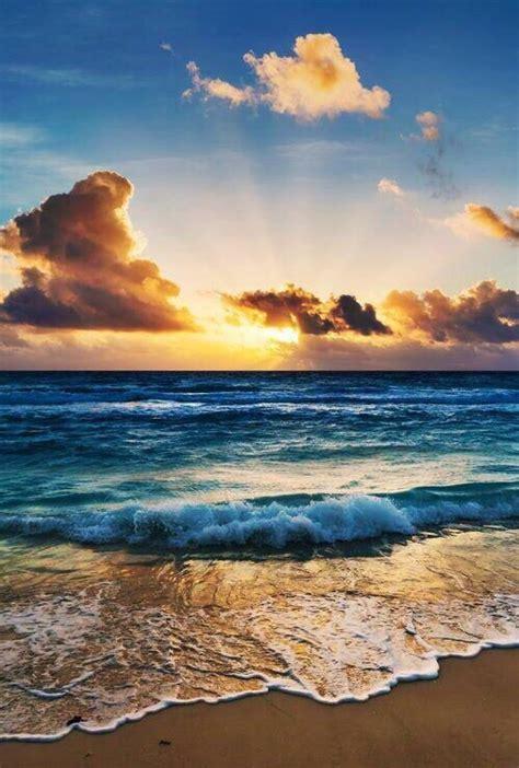 Beach Sunset Lockscreen Lockscreens Pinterest Beach