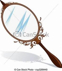 Miroir à Main : illustration de miroir illustration de a miroir main csp3289440 recherchez des clipart ~ Teatrodelosmanantiales.com Idées de Décoration