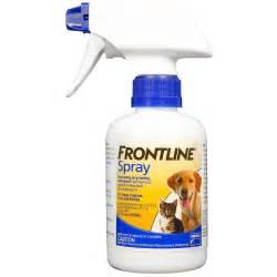 flea spray for cats frontline spray for all dogs cats flea tick treatment