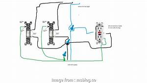 Wiring Diagram For Bathroom Exhaust Fan And Light