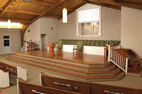 Contemporary/Modern Renovations, Church, Sanctuary