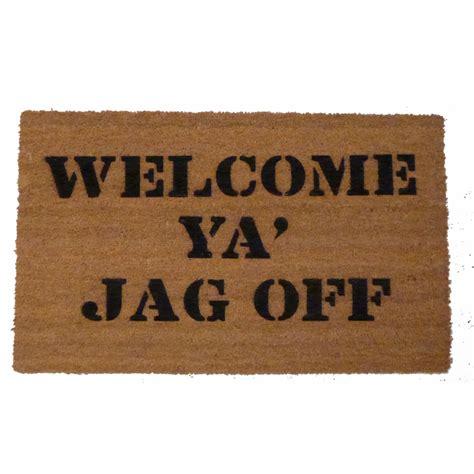 doormat slang yinz jagoffs welcome pittsburgh slang rude