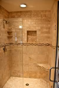 Tiled Walk In Showers by Walk In Shower Designs Home Designs And Interior Ideas