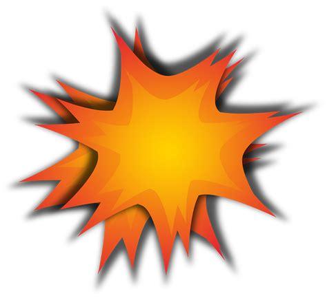 Explosion Pow Detonacion Graficos Vectoriales Gratis