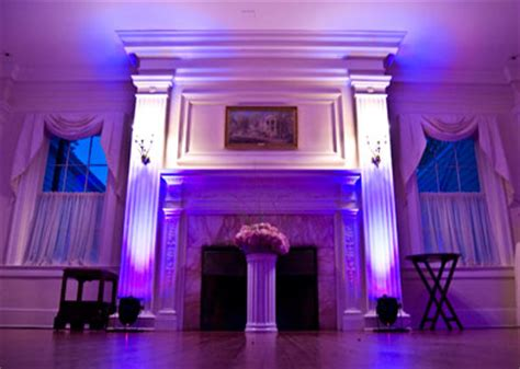 do it yourself uplighting weddings special events