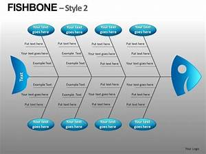 ishikawa diagram template powerpoint editable fishbone With free download fishbone diagram template powerpoint