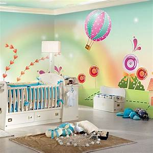 Regenbogen Tapete Kinderzimmer : online get cheap regenbogen tapete alibaba group ~ Sanjose-hotels-ca.com Haus und Dekorationen