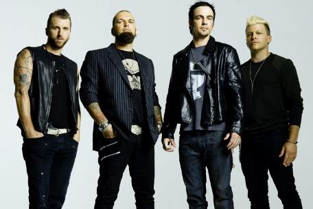 Former Three Days Grace Singer 'the Music Really Wasn't Coming From The Heart' Blabbermouthnet