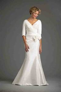 wedding dresses second marriages older brides wedding With bride second wedding dress