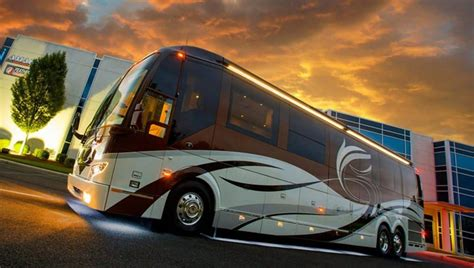 Top 5 Luxurious RVs - Camping World