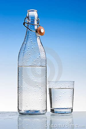 water bottle  glass royalty  stock photography