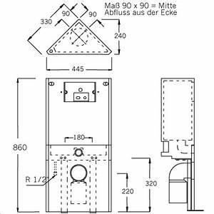 Eck Wc Platzbedarf : top badshop grumbach eck wc baustein 1303 h he 86 cm ~ A.2002-acura-tl-radio.info Haus und Dekorationen