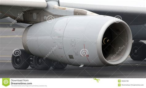 Aircraft Jet Engine Close Up Royalty Free Stock Images ...