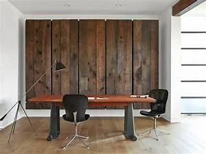 Wandgestaltung Büro Ideen : wanddeko wanddeko mit holz wandgestaltung und wall art ideen ~ Lizthompson.info Haus und Dekorationen