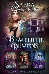 Word Offive Beautiful Demons Box Set Sarra Cannon