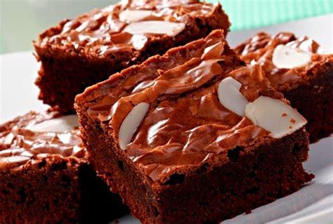 resep  membuat brownies panggang keju lembut enak