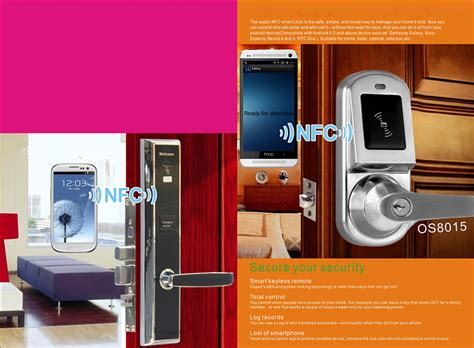 nfc door lock new style digital sensor nfc door lock buy nfc door lock