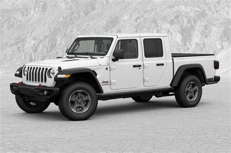 jeep gladiator  id spec  automobile magazine
