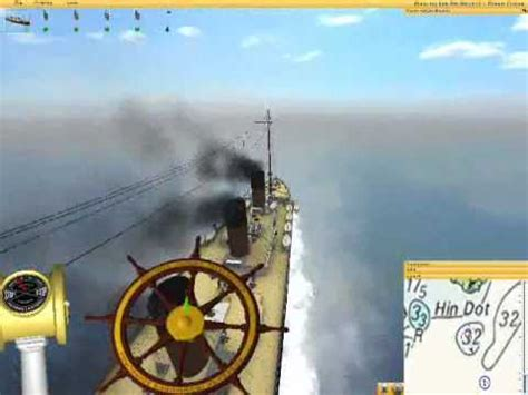Sinking Ship Simulator Windows 8 by Ship Simulator 2006 Titanic Crash How To Save Money And