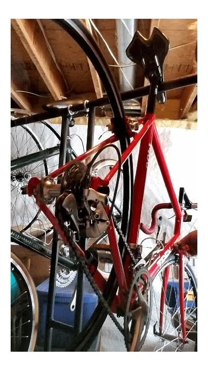Wife Redhead Brought Isn Happy Bike Rigida