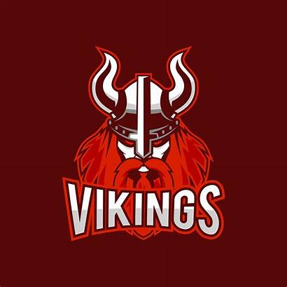 Viking Vikings Vecteezy Gratis Logotipo Vetor Cdr