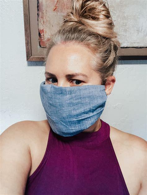 diy  sew easy face mask tutorial