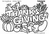 Coloring Pages Dinner Thanksgiving Getcolorings Feast sketch template