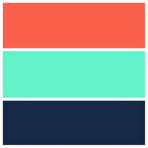 colors that go with coral best 25 coral color schemes ideas on big