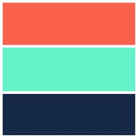 coral color scheme best 25 coral color schemes ideas on big