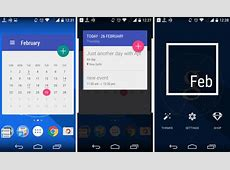 5 Best Free Google Calendar Widgets for Android