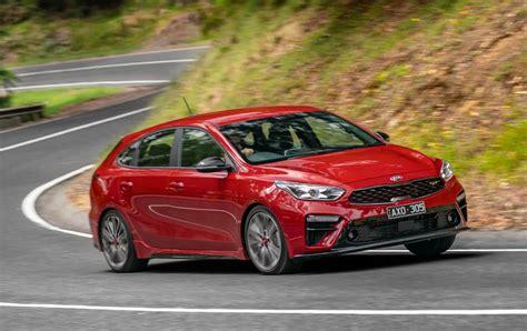 turbo  kia cerato gt added  australian range