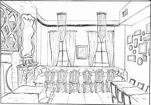 Interior Drawings | Laura Foster Cranz | Archinect