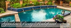 Custom Swimming Pool Design and Luxury Pools