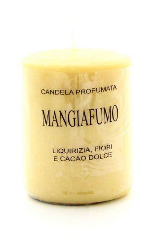 candela mangiafumo candela profumata mangiafumo liquirizia fiori e cacao