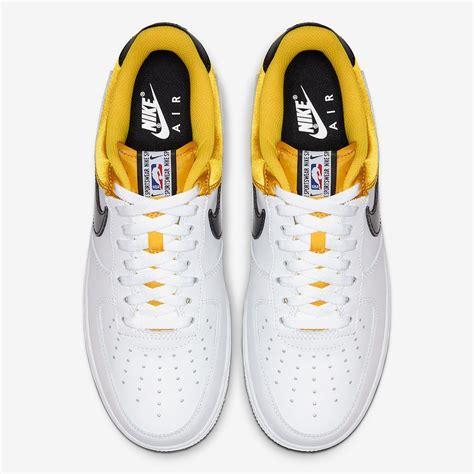 Has been accused of using sweatshop to produce footwear and apparel. Nike Air Force 1 Low NBA Gold Satin BQ4420-700 - SepRun